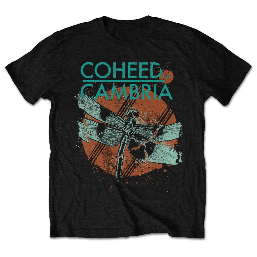 Coheed and Cambria - Dragonfly (Black)