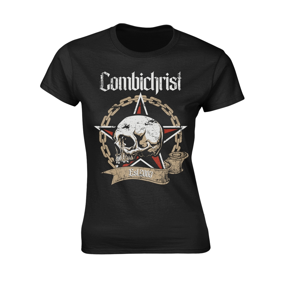 Combichrist - Skull (Ladies)