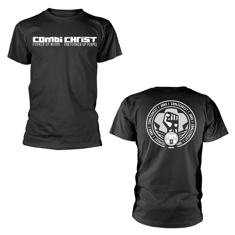 Combichrist - Combichrist Army