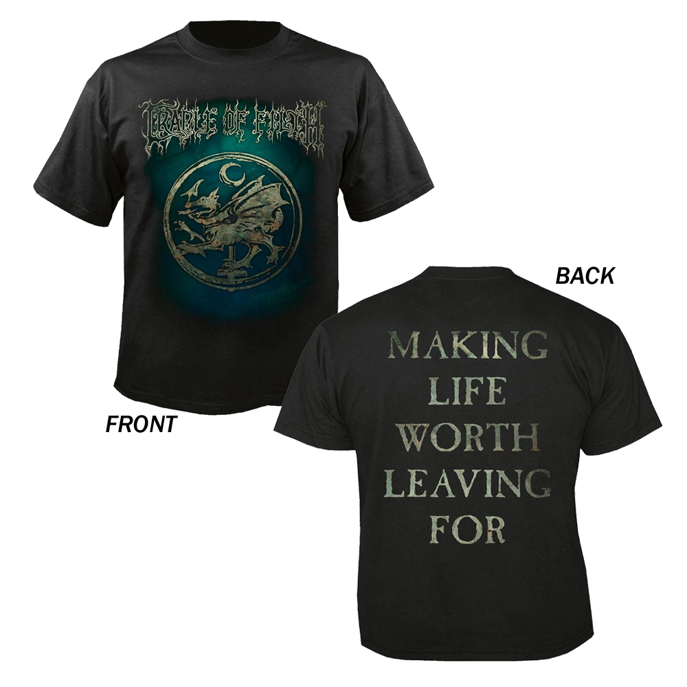 Cradle Of Filth - The Order (Black)