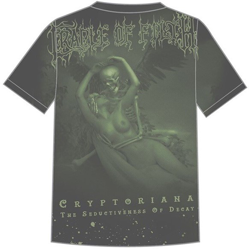 Cradle Of Filth - Cryptoriana All Over