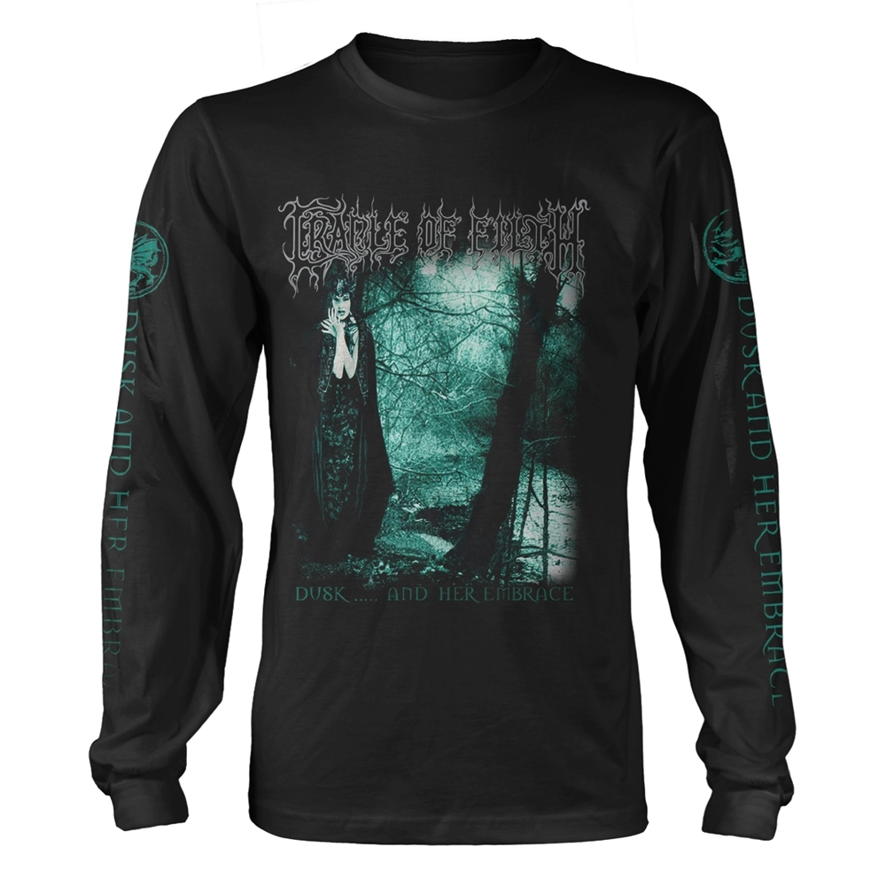 Cradle Of Filth - Dusk And Her Embrace  (Longsleeve)