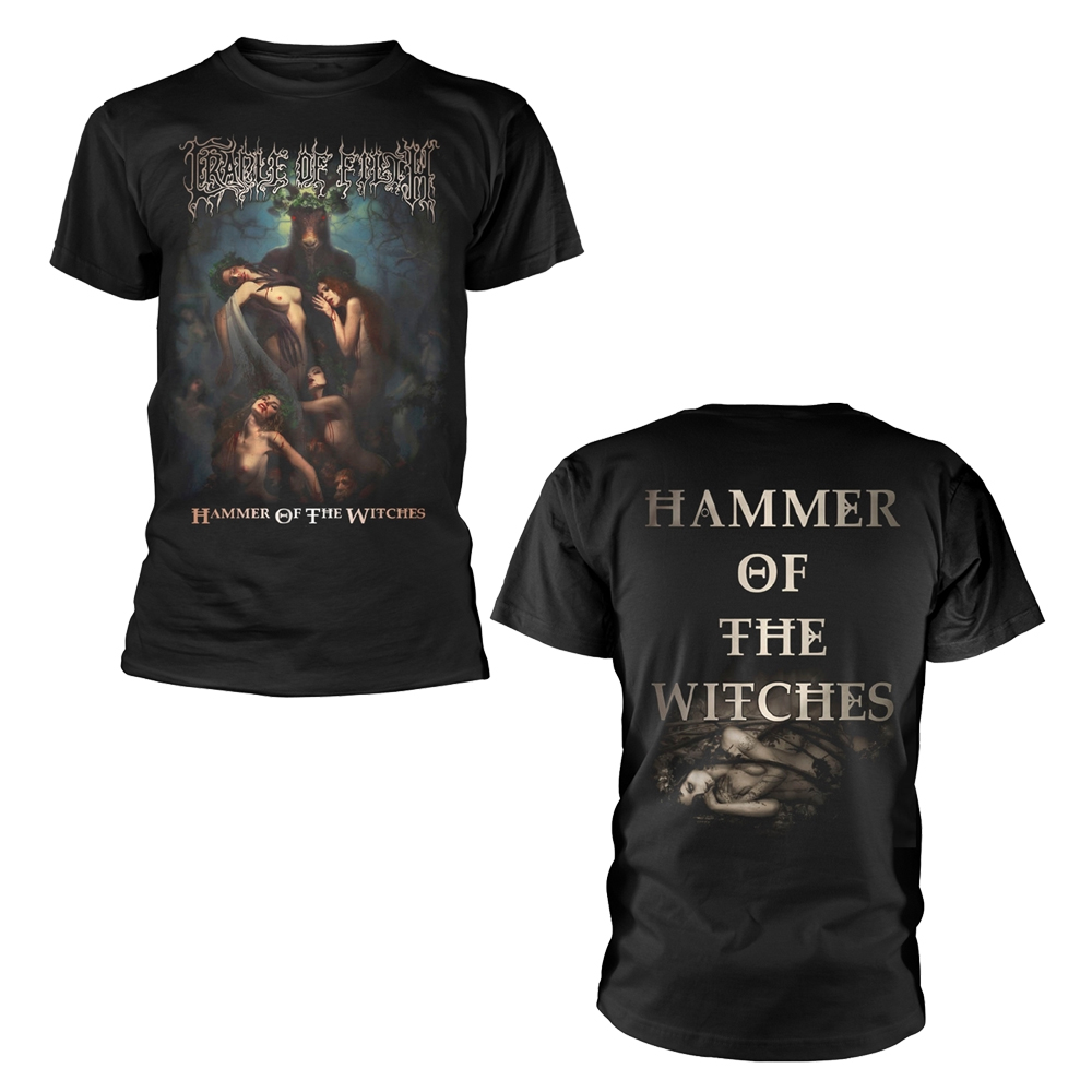 Cradle Of Filth - Hammer Of The Witches (Black)