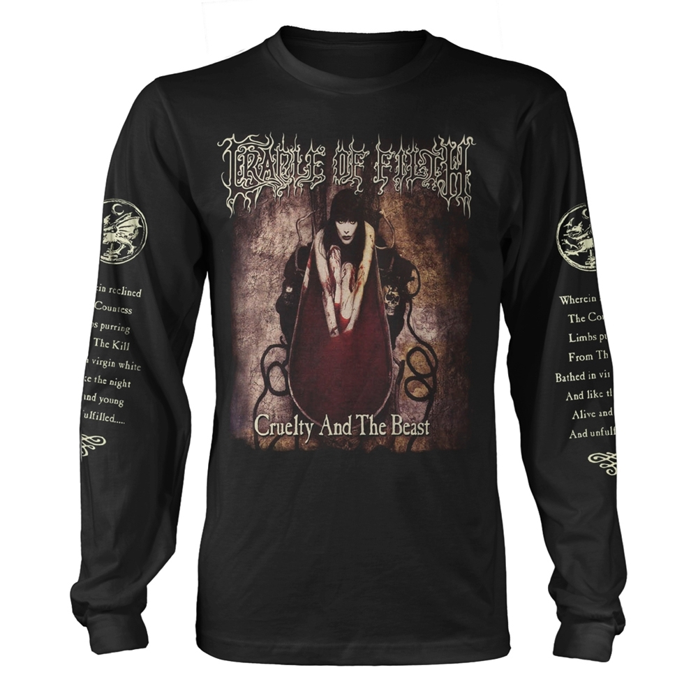 Cradle Of Filth - Cruelty And The Beast (Longsleeve)