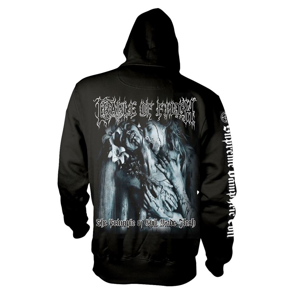 Cradle Of Filth - The Principle Of Evil Made Flesh (Hoodie)