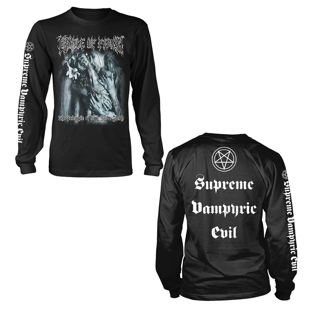 Cradle Of Filth - The Principle Of Evil Made Flesh (Longsleeve)