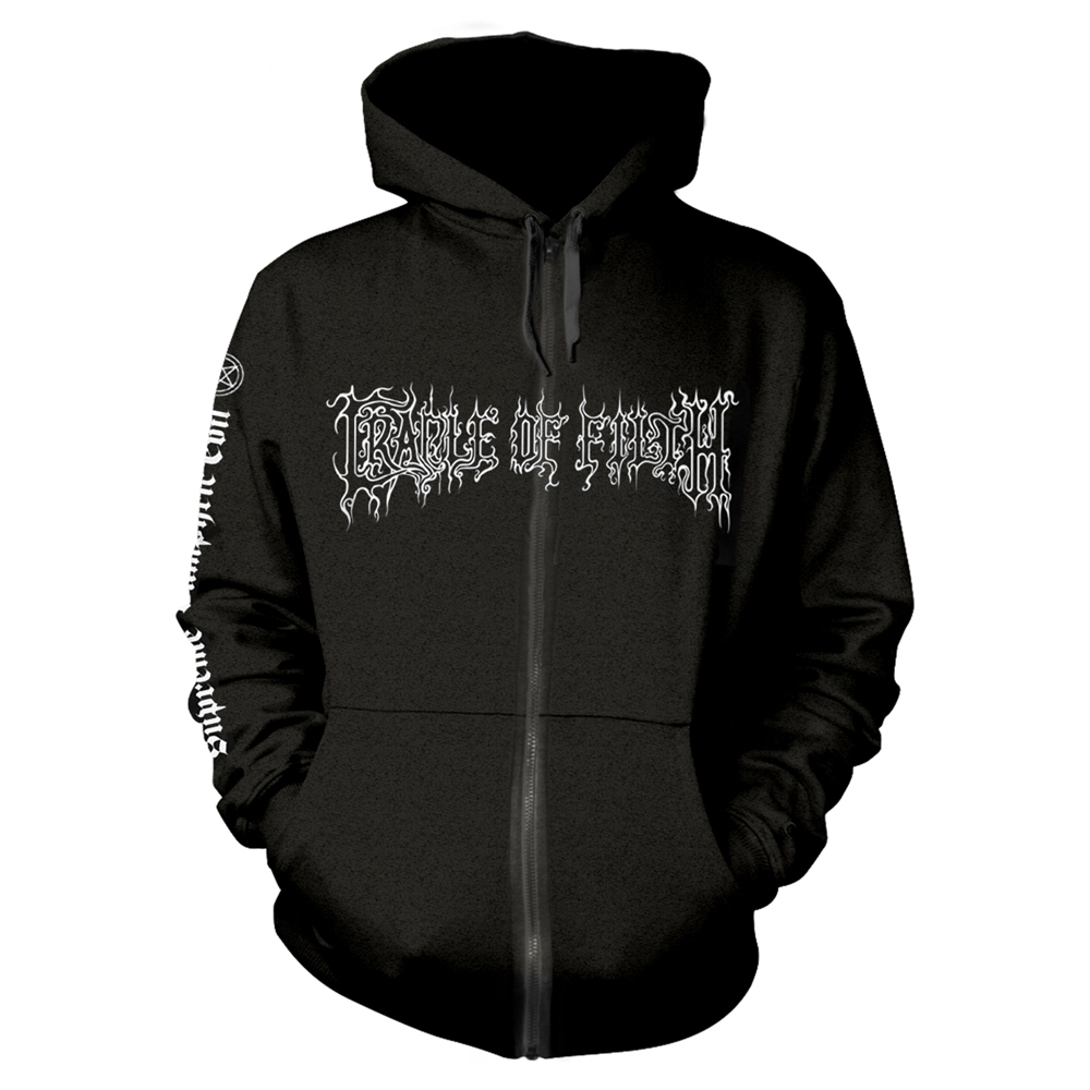 Cradle Of Filth - The Principle Of Evil Made Flesh (Zip Hoodie)