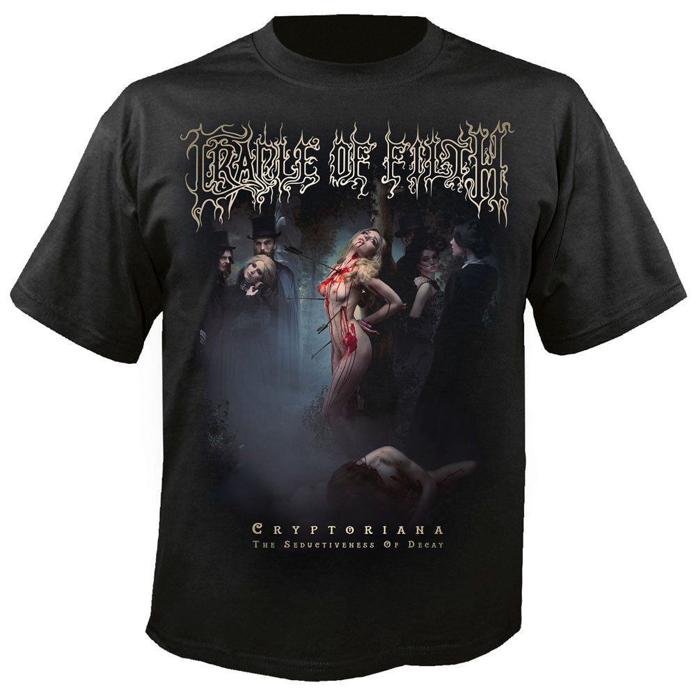 Cradle Of Filth - Exquisite Torments Await