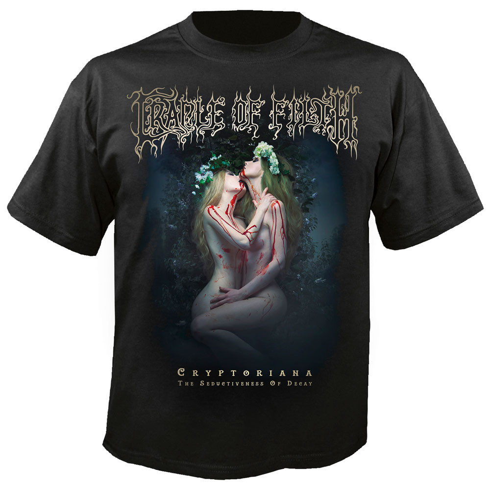 Cradle Of Filth - Savage Waves Of Ecstasy
