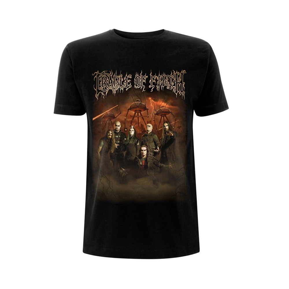 cradle of filth martian cradle of filth t shirt. Black Bedroom Furniture Sets. Home Design Ideas