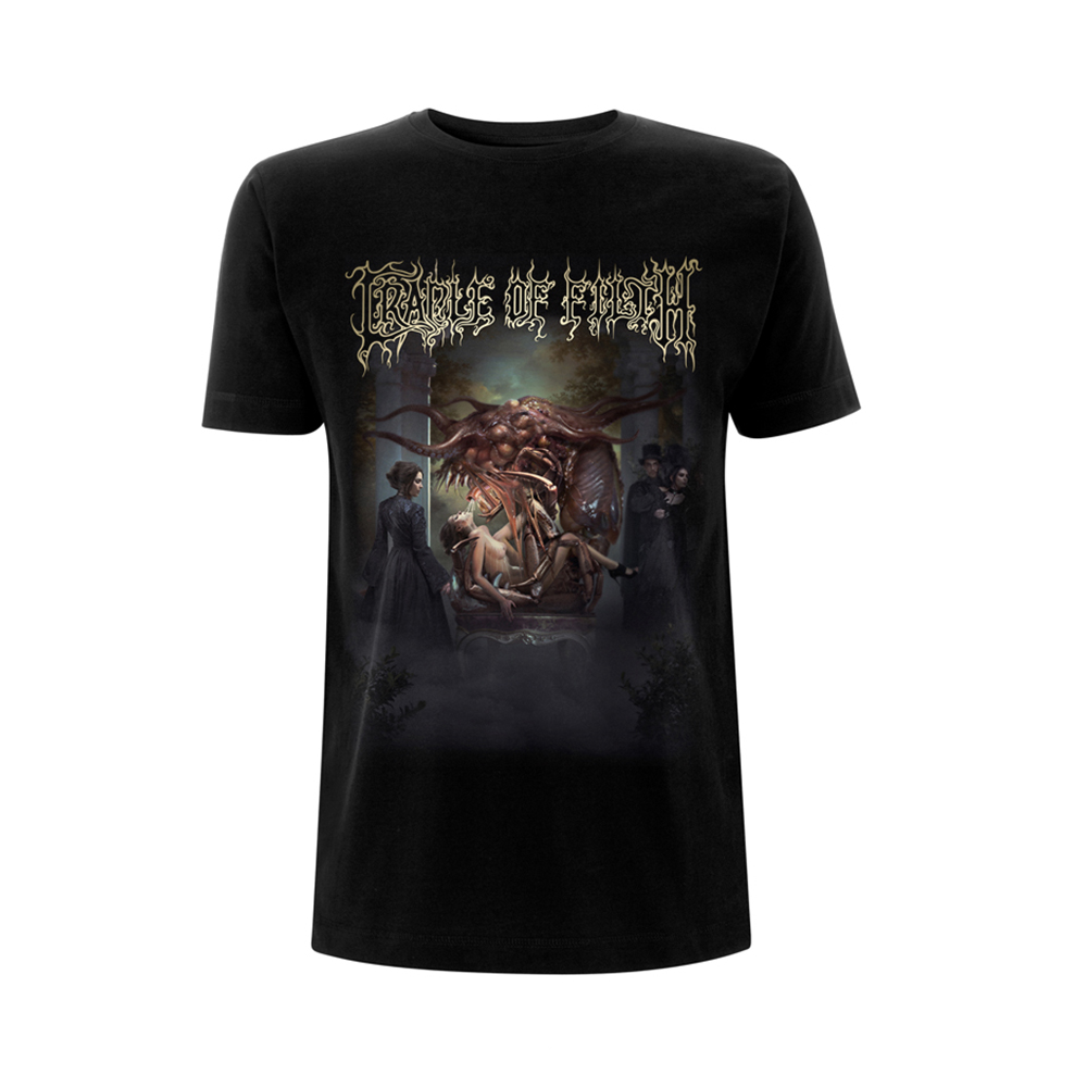 mojo parasite city cradle of filth t shirt. Black Bedroom Furniture Sets. Home Design Ideas