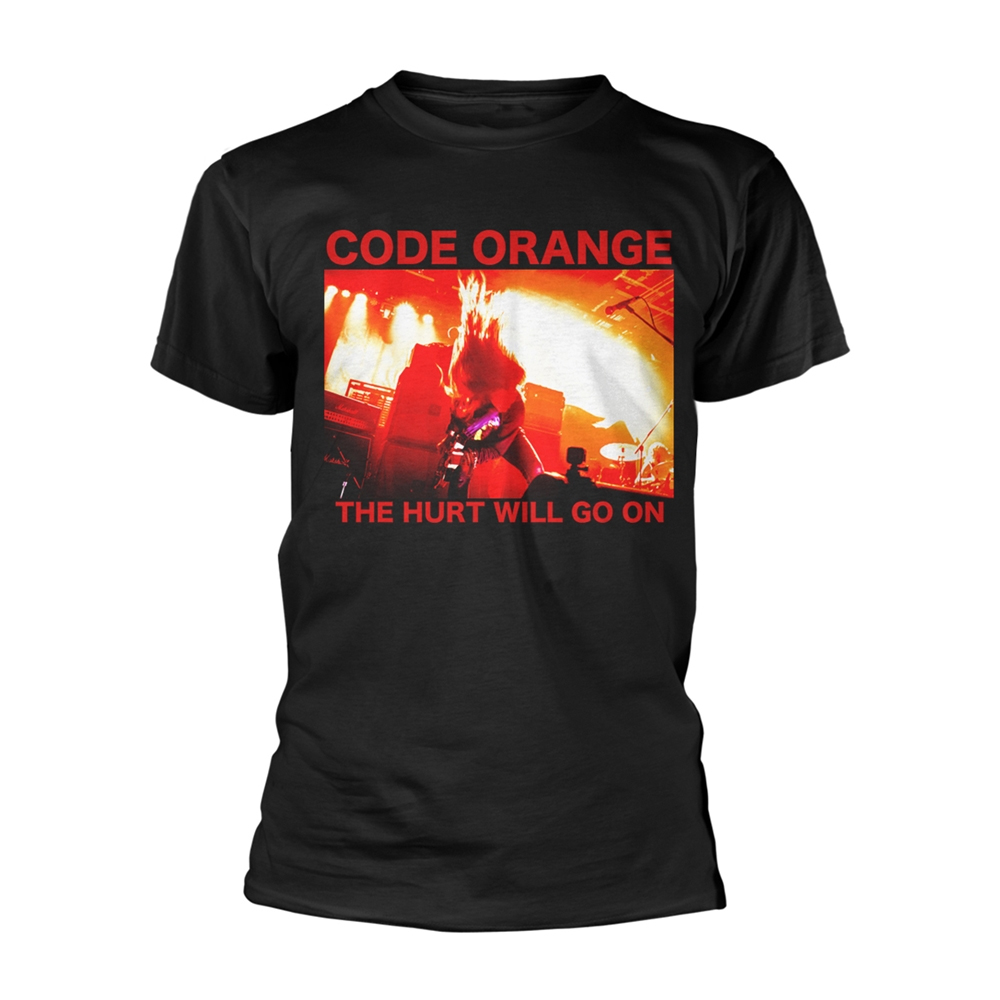 Code Orange - Red Hurt Photo