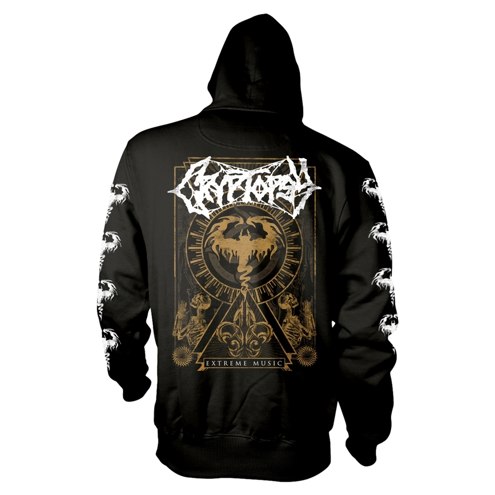 Cryptopsy - Extreme Music (Hoodie)