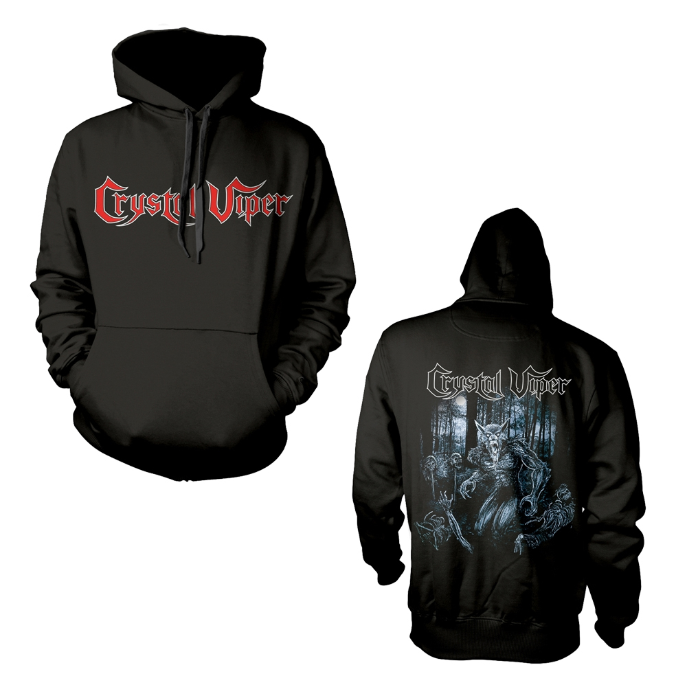 Crystal Viper - Wolf & The Witch (Hoodie)