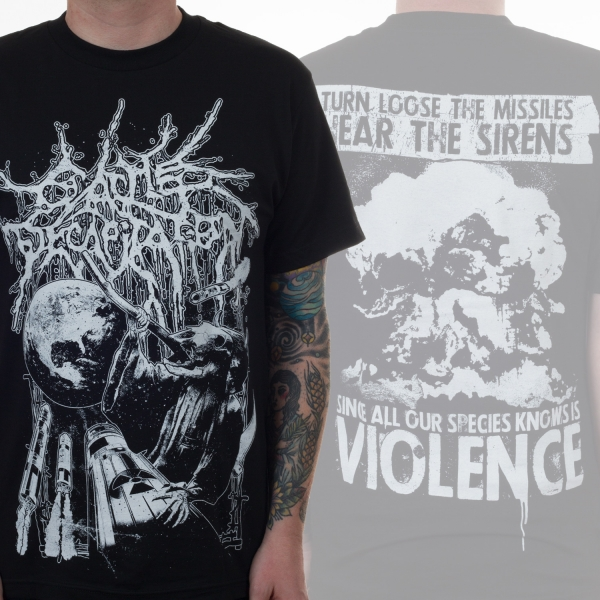 Cattle Decapitation - Mutually Assured Destruction (Black)