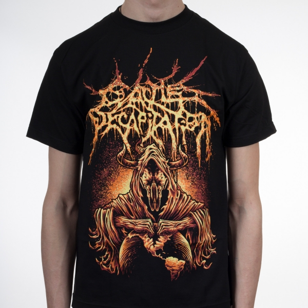 Cattle Decapitation - North American Extinction  (Black)