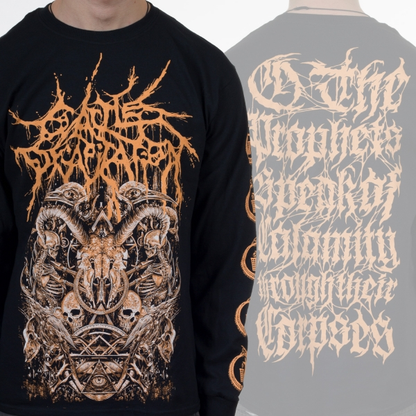 Cattle Decapitation - Bloodboy (Black)