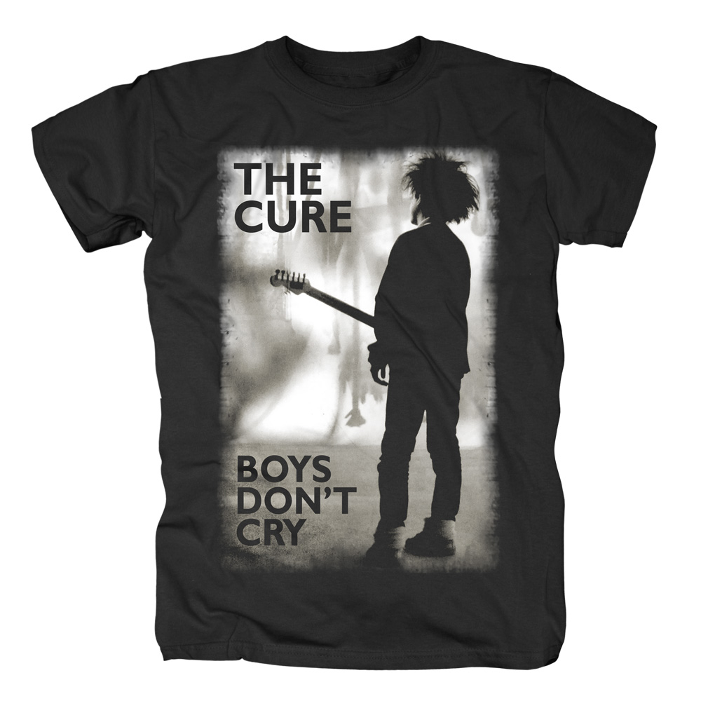 The Cure - Boys Don't Cry Vintage (Black)