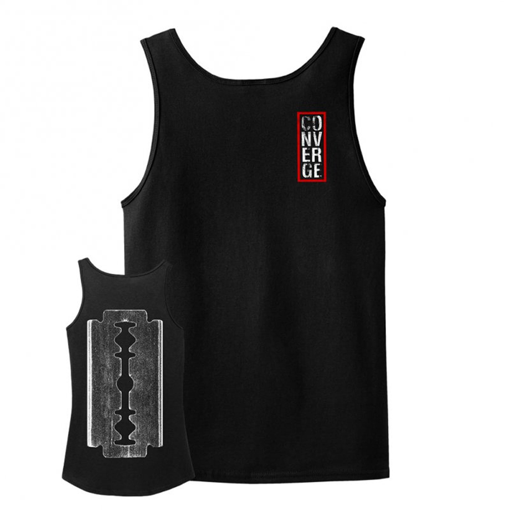 Converge - The Blade  (Tank Top)