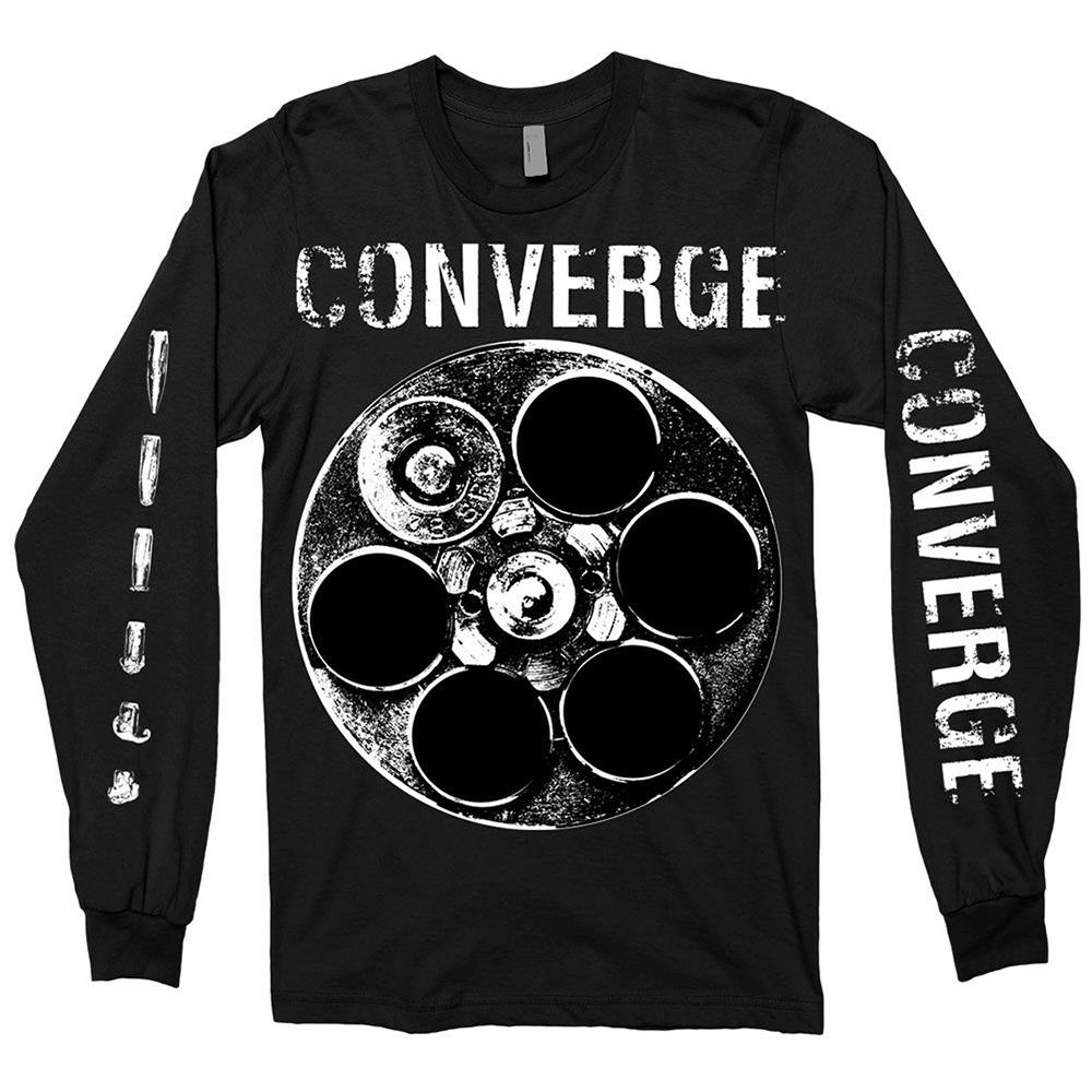 Converge - The Chamber (Black Longsleeve)
