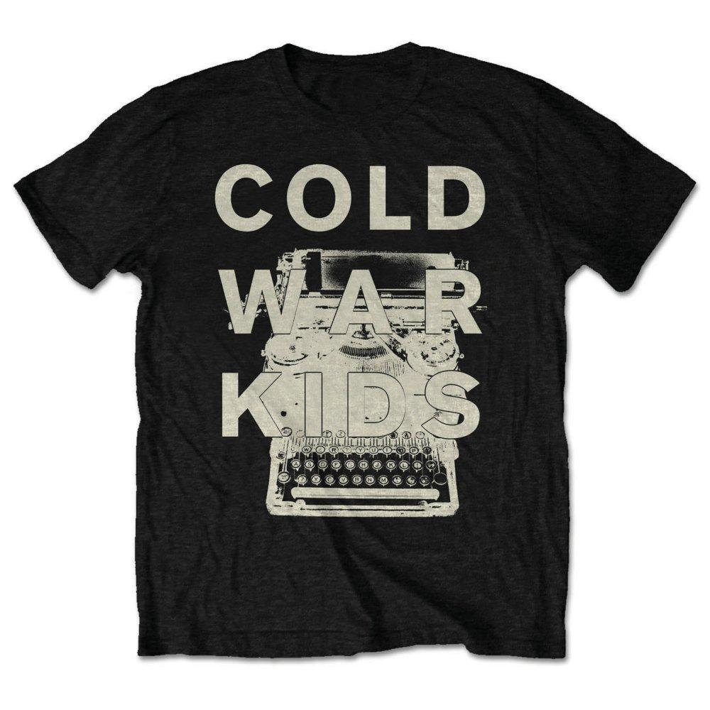 Cold War Kids - Typewriter