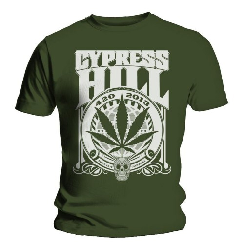 Cypress Hill - 420 2013 (Green)
