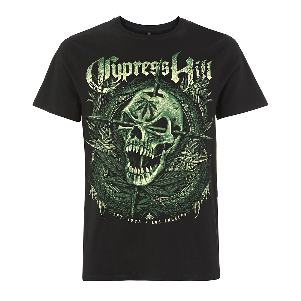 Cypress Hill - Fangs (Black)