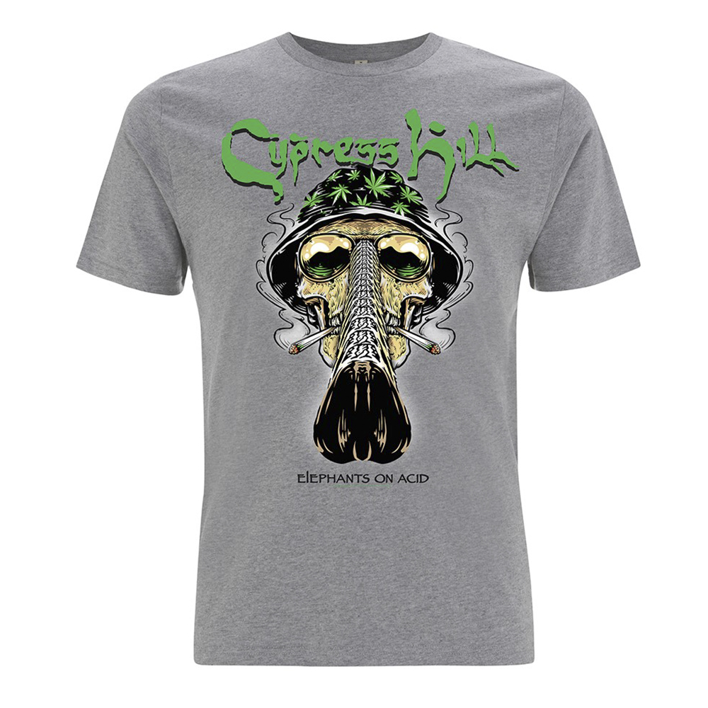 Cypress Hill - Skull Bucket (Grey)