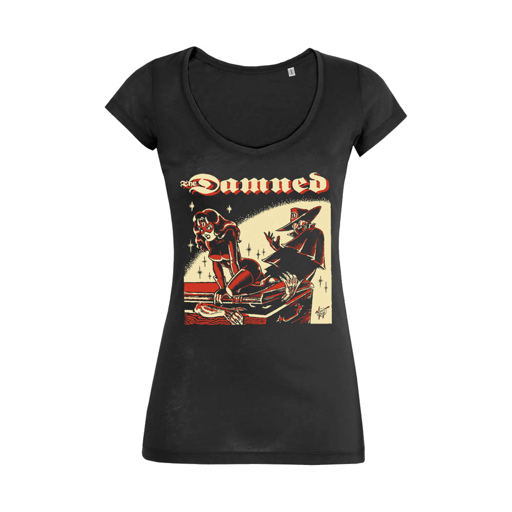 The Damned - Grave Disorder (Black)