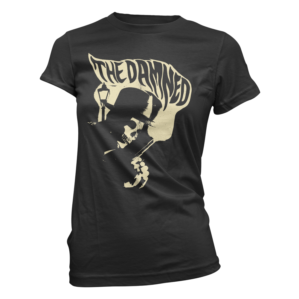 The Damned - Noir (Women's) (Black)
