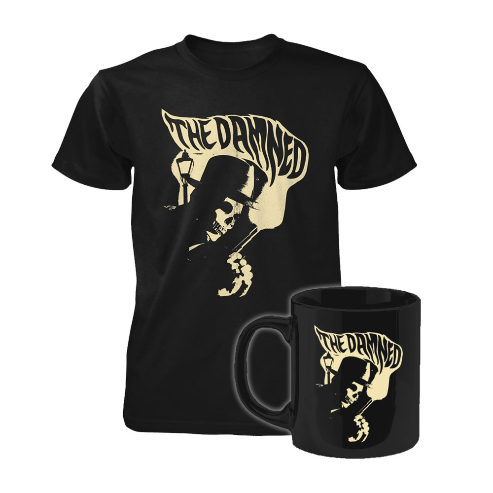 The Damned - Noir Bundle 1 (Mens T-Shirt + Mug)