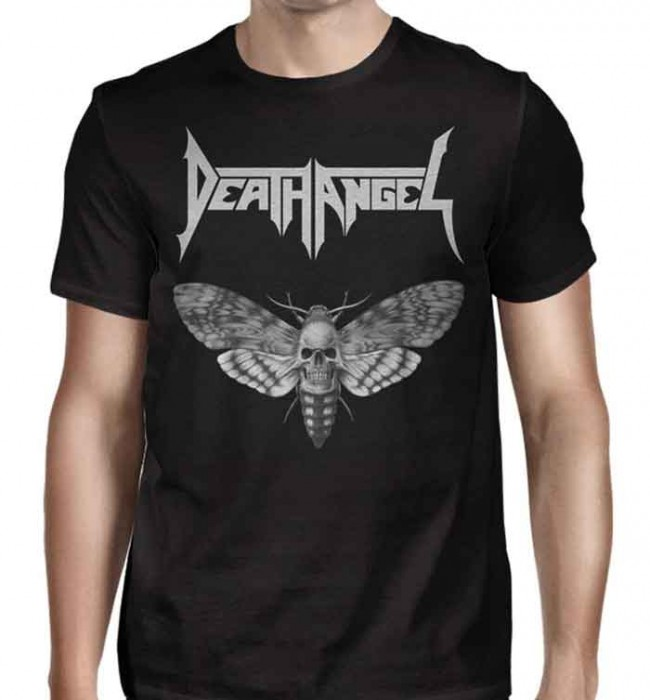 Death Angel - The Evil Divide (Black)
