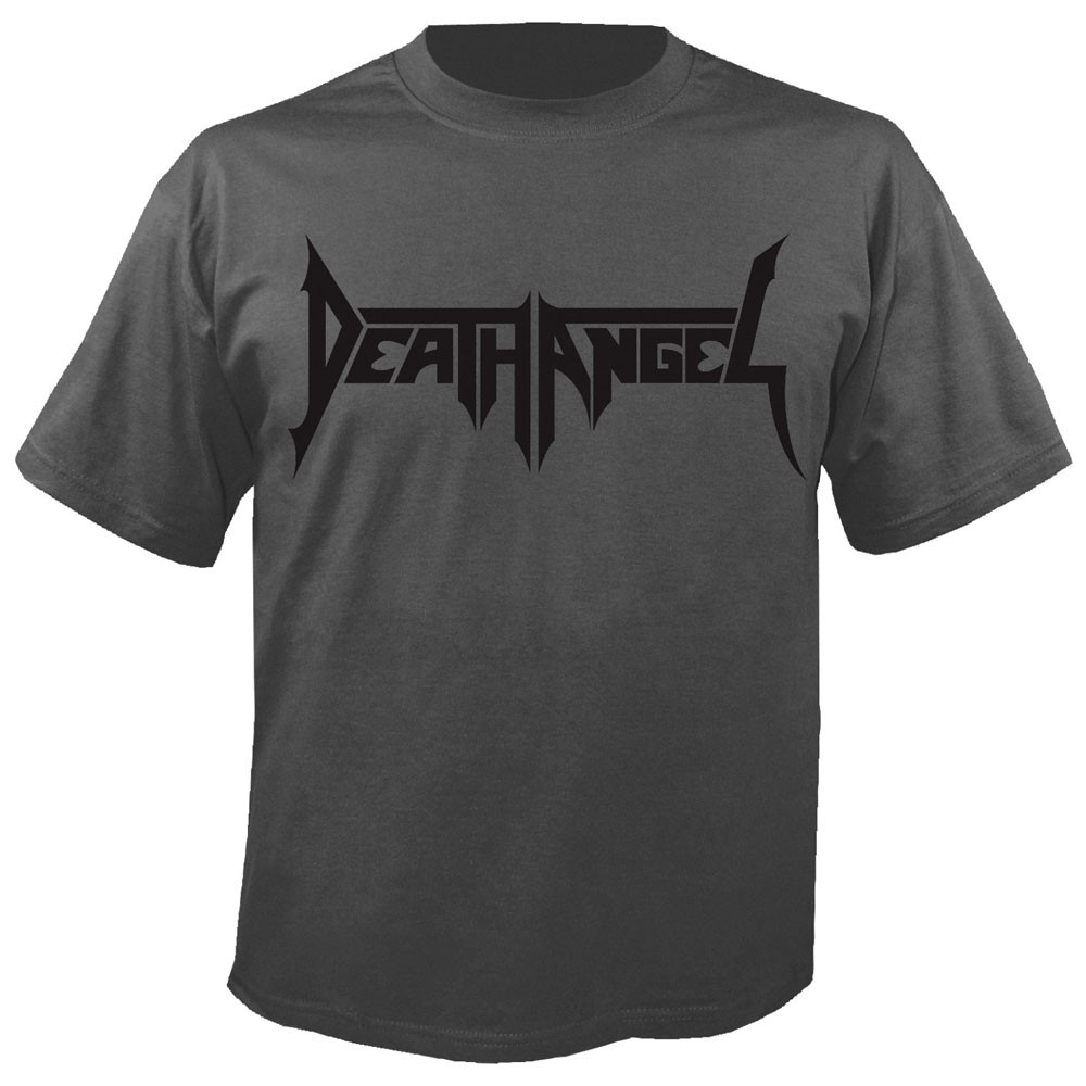 Death Angel - Logo Grey