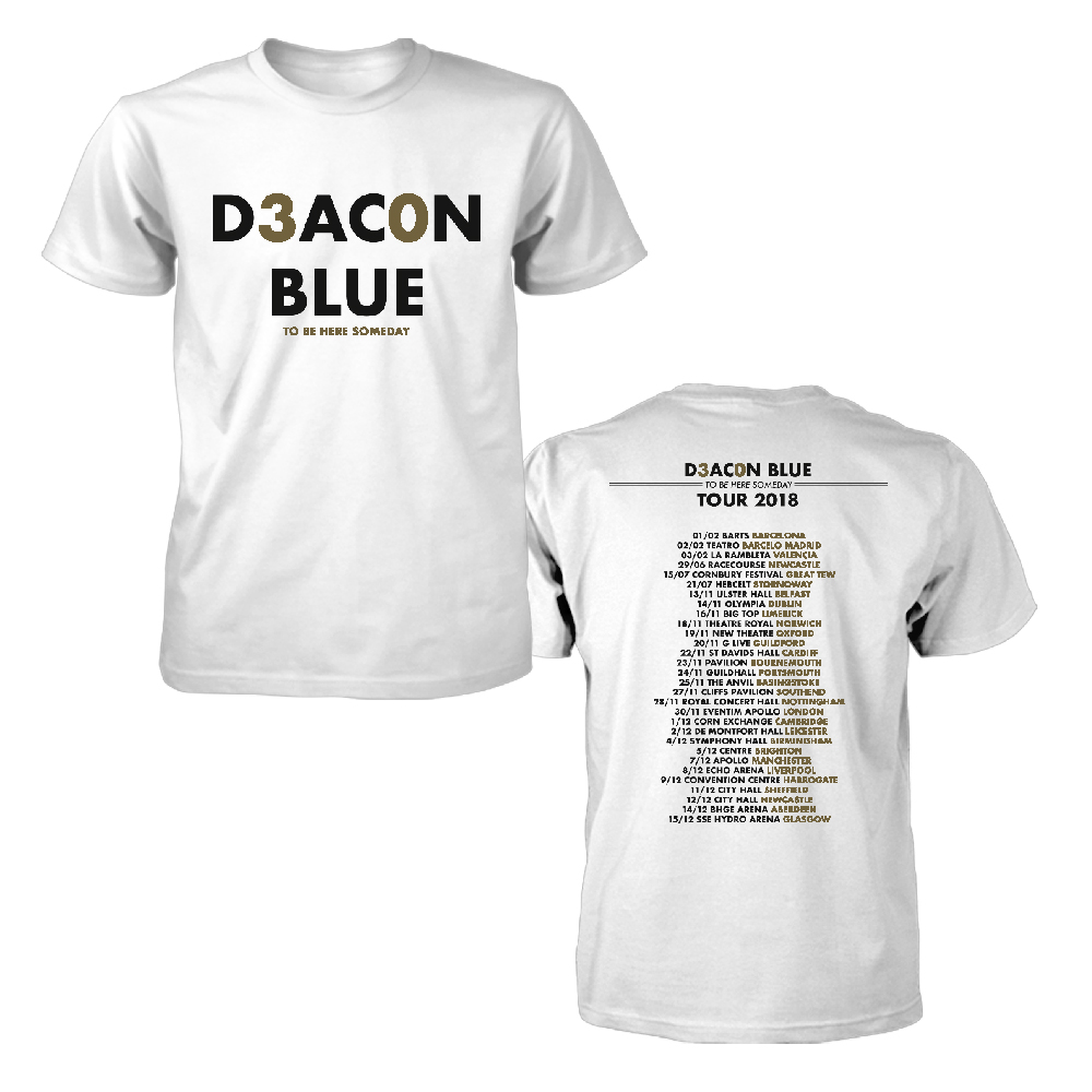 Deacon Blue - D3C0N SUMMER (White)