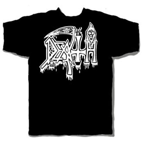 Death - Bloody Logo