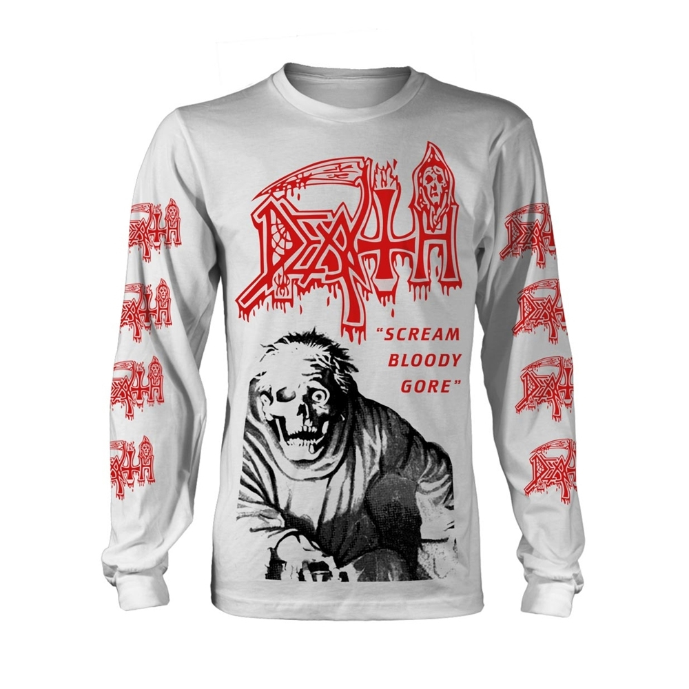 Death - Scream Bloody Gore (Multi Print Longsleeve)