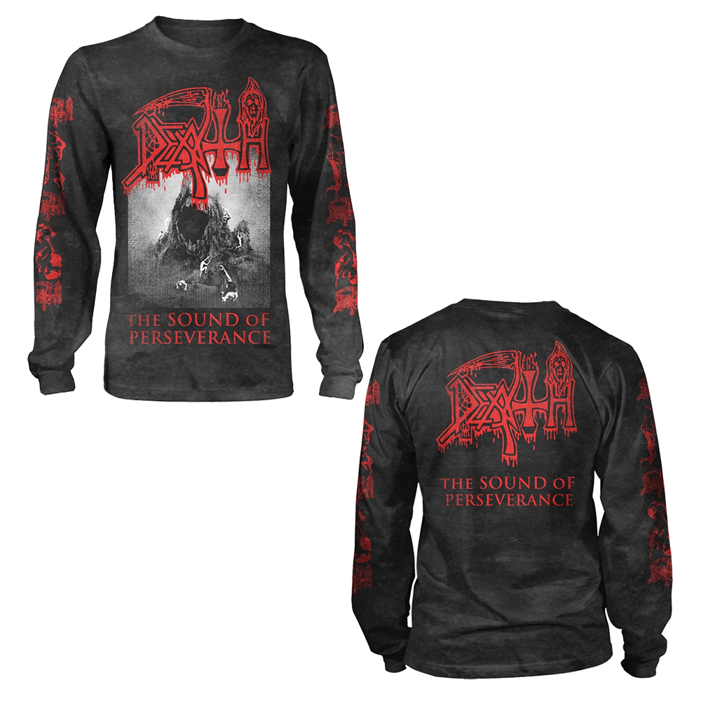 Death - The Sound Of Perseverance (Black Longsleeve)