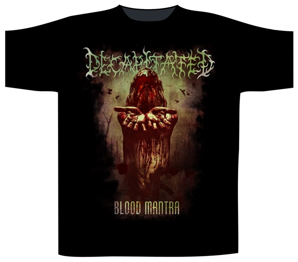 Decapitated - Blood Mantra (Black)