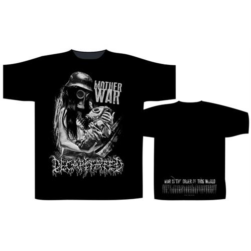 Decapitated - Mother War (Black)