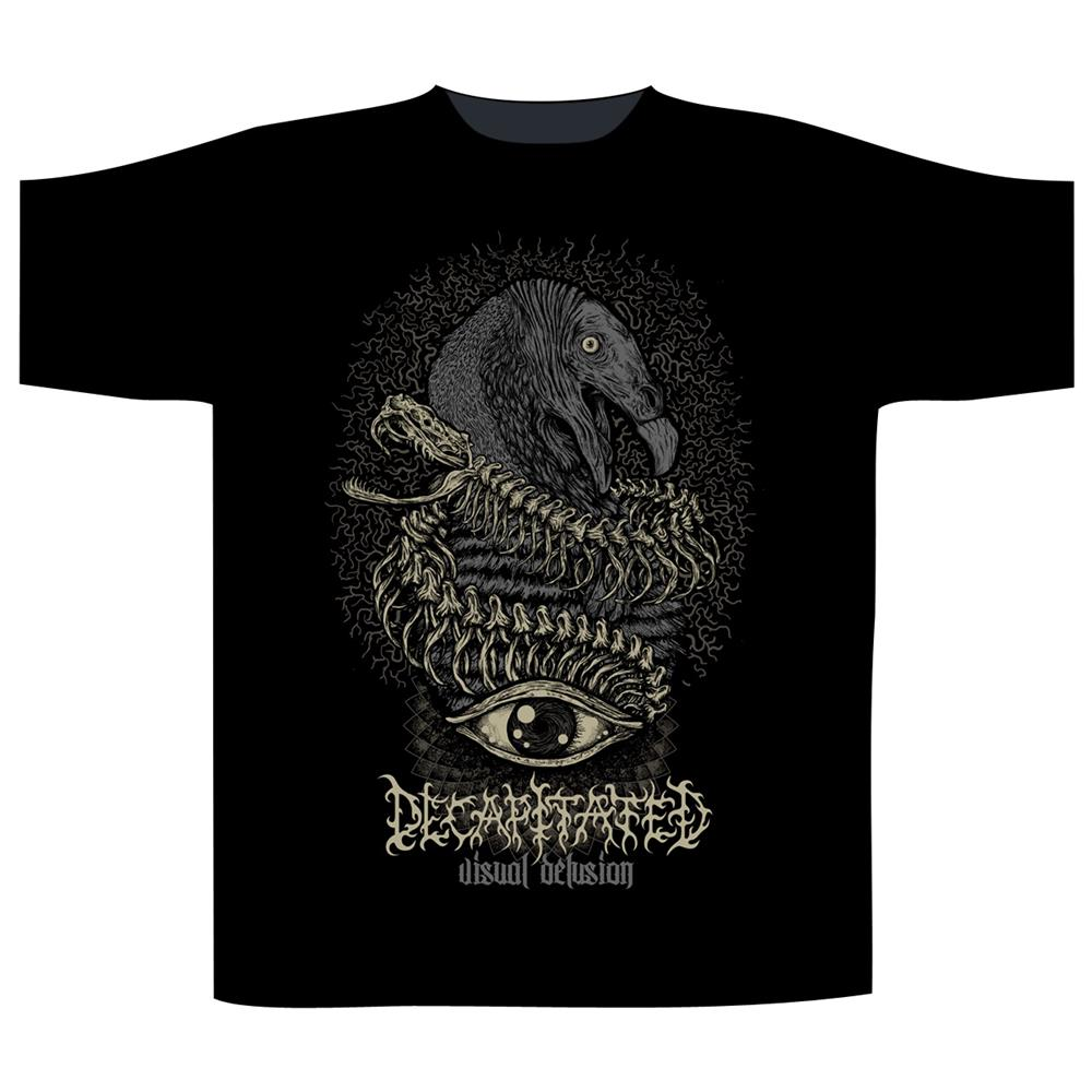 Decapitated - Visual Delusion (Black)