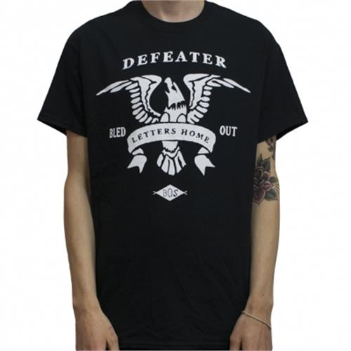 Defeater - Bled Out Eagle (Black)