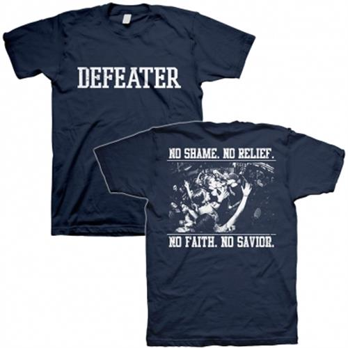 Defeater - No Shame (Navy)
