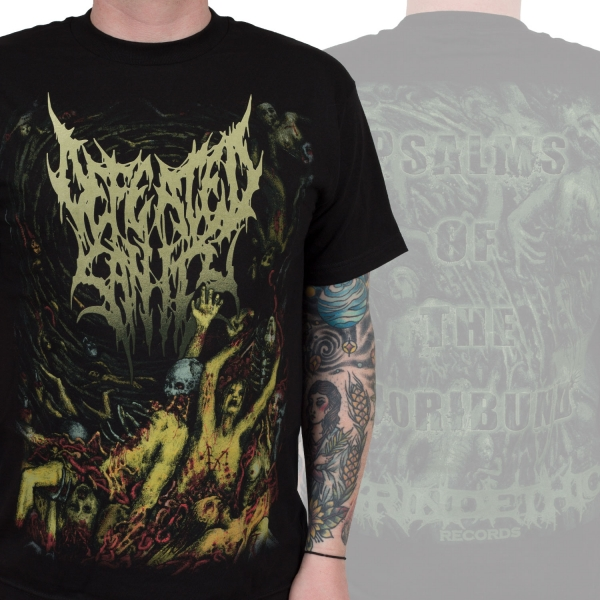 Defeated Sanity - Psalms Of The Moribund (Black)