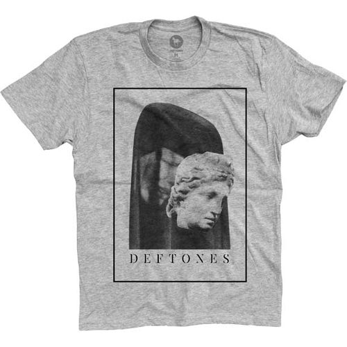 Deftones - King Mask (Grey)