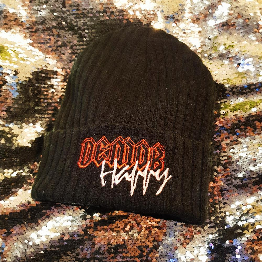 Demob Happy - Logo (Beanie)