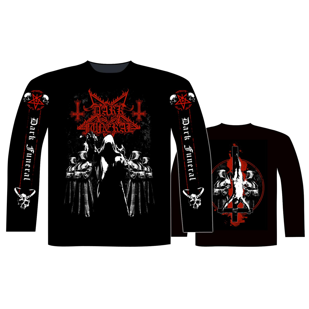 Dark Funeral - Shadow Monks (Long Sleeve T-Shirt)