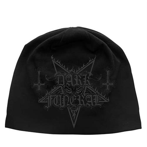 Dark Funeral - Logo (Black)