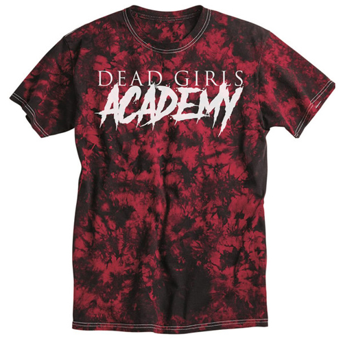 Dead Girls Academy - Logo (Red)