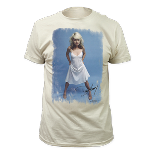 Debbie Harry - White Dress (White)