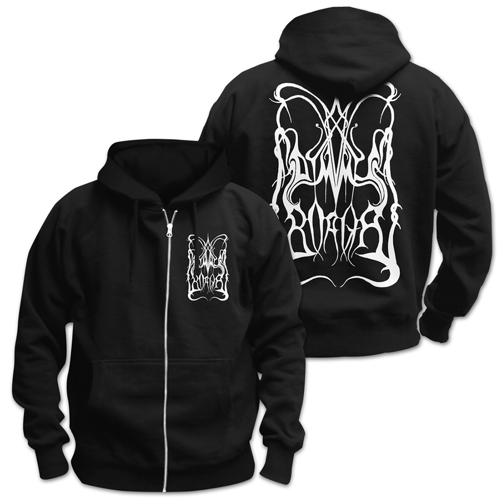 Dimmu Borgir - Retro Logo (Black)